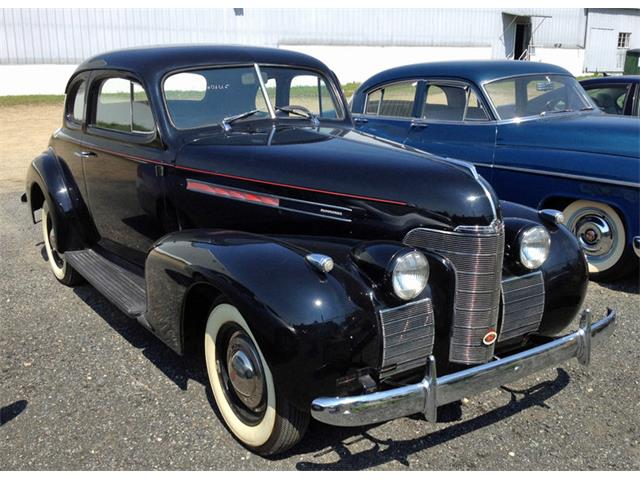 1939 Oldsmobile 60 Series | 894097