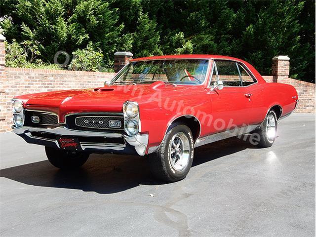 1967 Pontiac GTO | 894098
