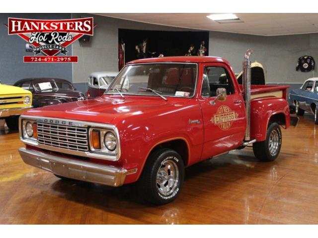 1978 Dodge Lil Red Truck Express | 890410