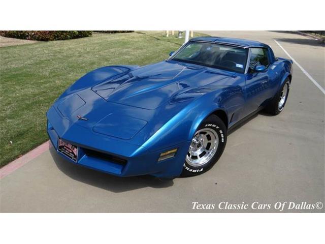 1981 Chevrolet Corvette | 894100