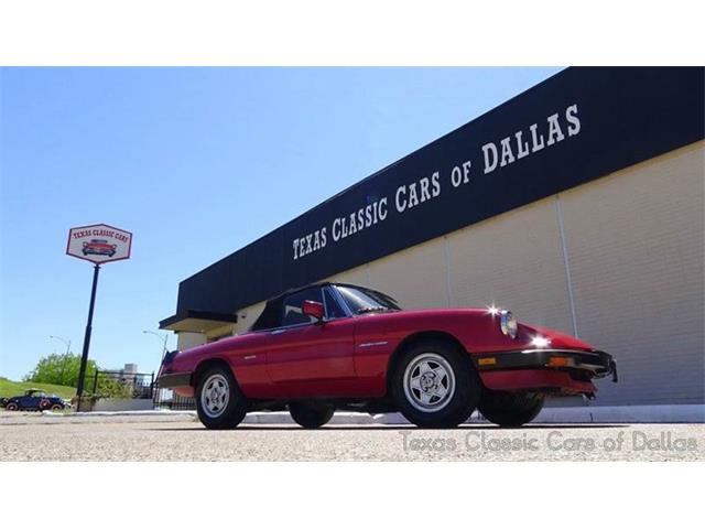 1990 Alfa Romeo Spider | 894101