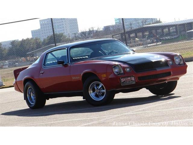 1980 Chevrolet Camaro | 894105
