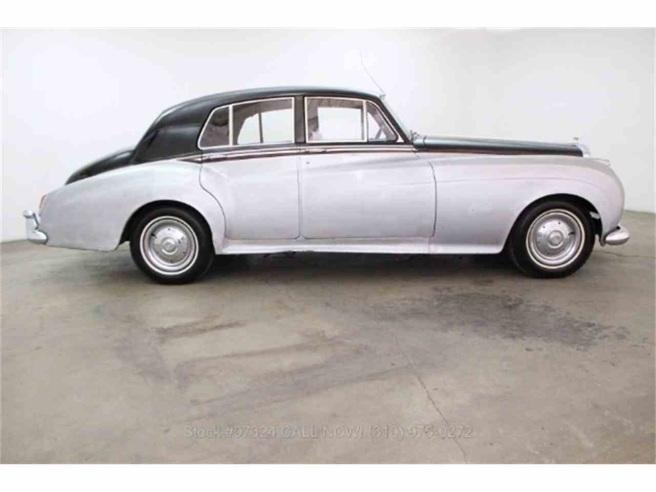 Large Picture of '57 Bentley S1 located in Beverly Hills California - $13,500.00 - J5WD