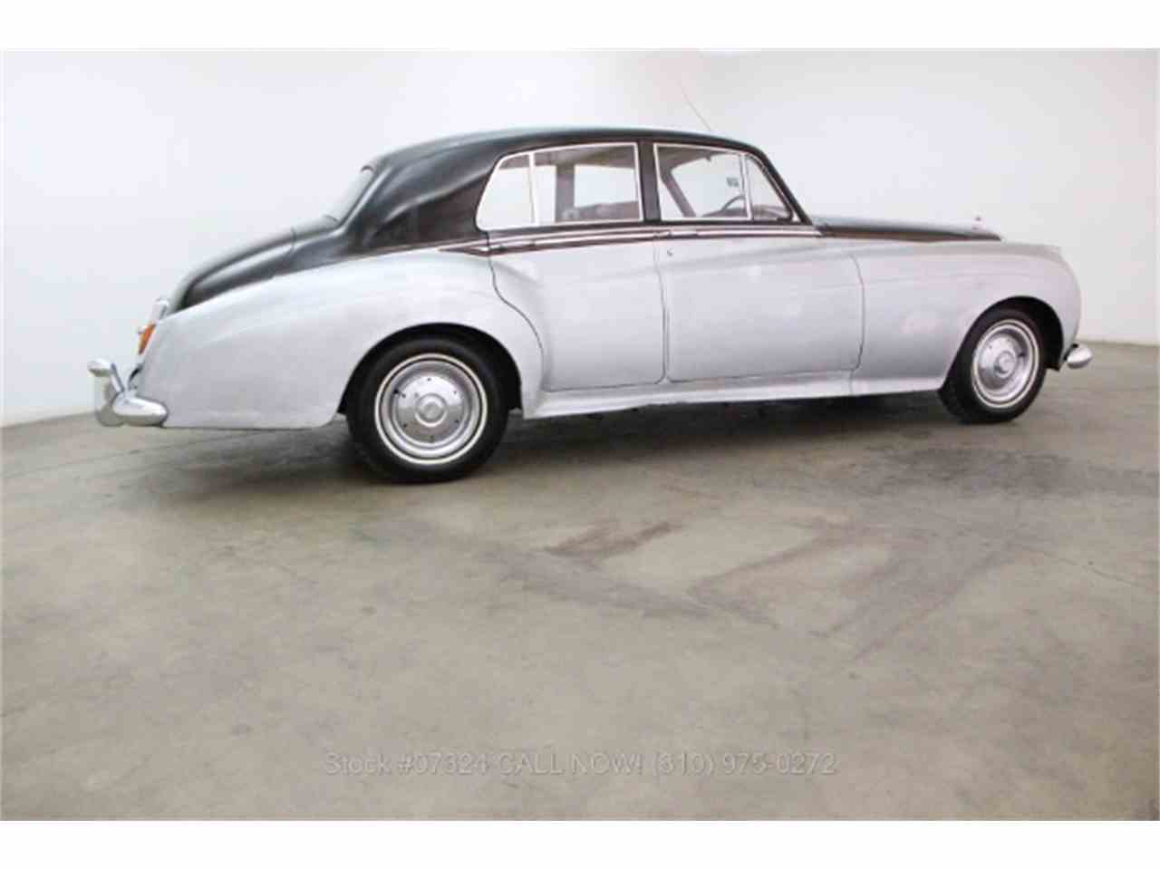 Large Picture of Classic '57 Bentley S1 located in California - $13,500.00 - J5WD