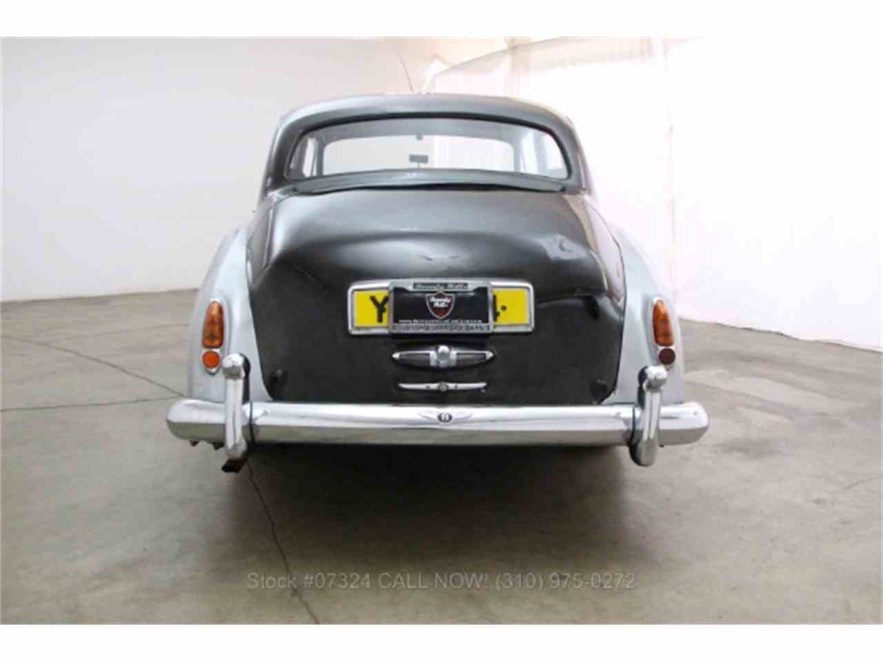 Large Picture of Classic '57 Bentley S1 located in Beverly Hills California Offered by Beverly Hills Car Club - J5WD