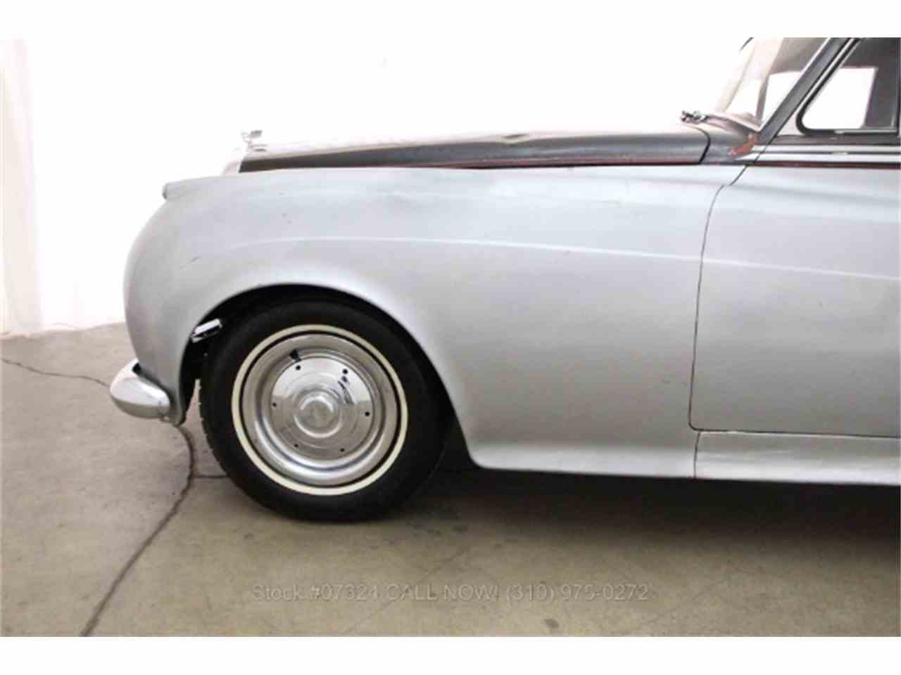 Large Picture of Classic 1957 Bentley S1 located in California - $13,500.00 - J5WD