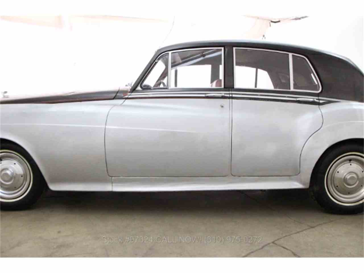 Large Picture of Classic 1957 Bentley S1 located in California Offered by Beverly Hills Car Club - J5WD