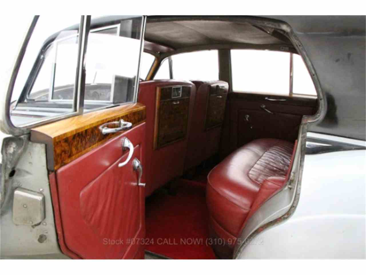 Large Picture of 1957 Bentley S1 located in California - $13,500.00 - J5WD