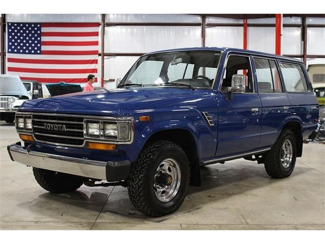 classic toyota land cruiser for sale on 107 available page 3. Black Bedroom Furniture Sets. Home Design Ideas
