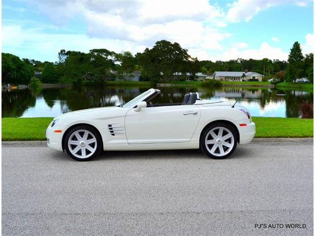 2005 Chrysler Crossfire | 894117