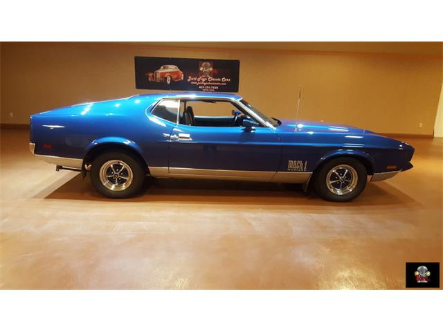 1971 Ford Mustang Mach 1 | 894139