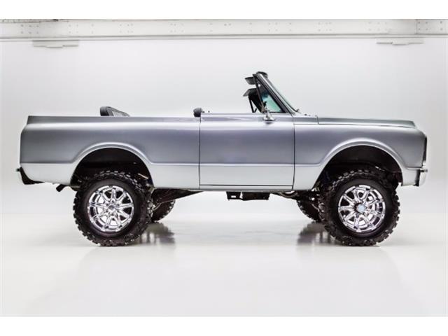 1972 Chevrolet Blazer | 894144