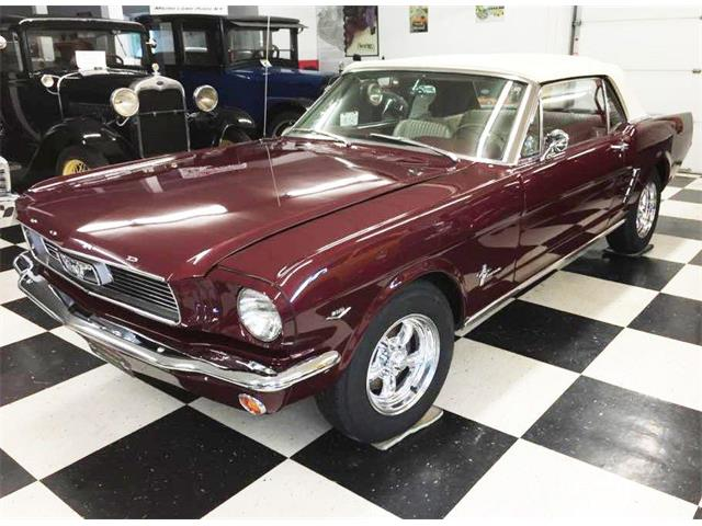 1966 Ford Mustang | 894148