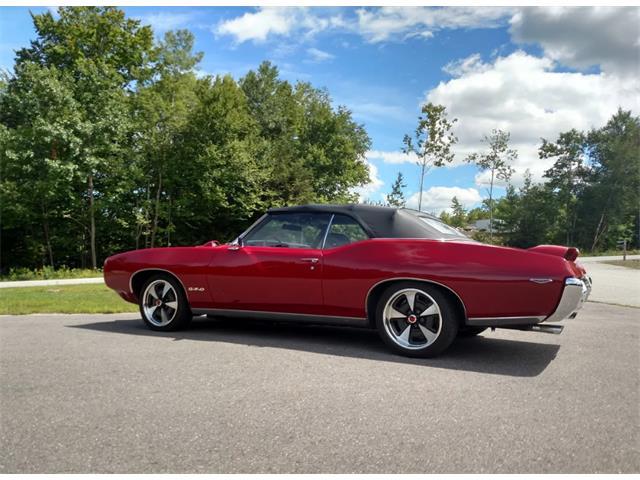 1969 Pontiac GTO | 894149