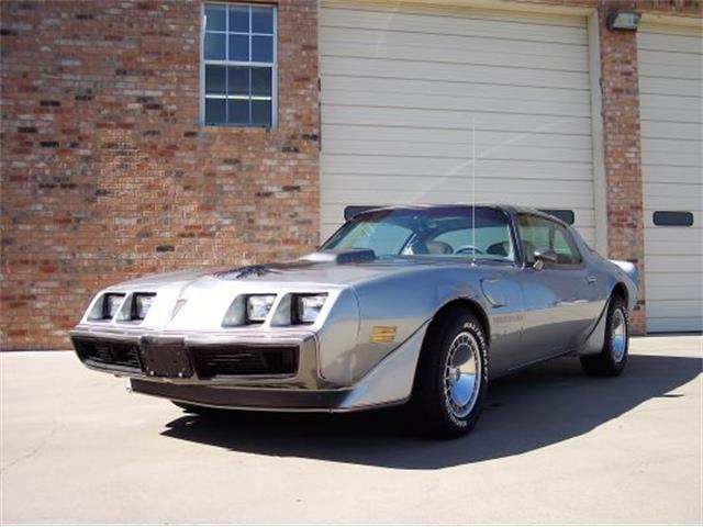 1979 Pontiac Trans Am 10th Anniversay Edition Coupe | 894150