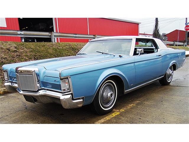 1969 Lincoln Continental Mark III | 894164