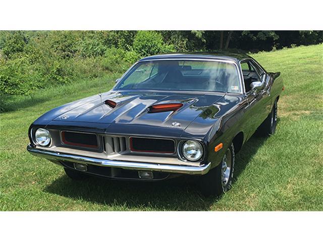 1974 Plymouth `Cuda | 894173