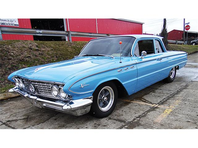 1961 Buick LeSabre Two-Door Sedan Custom | 894177