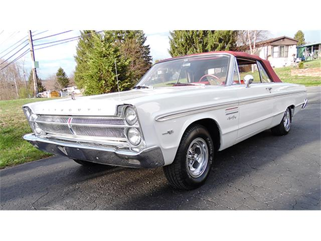 1965 Plymouth Sport Fury Convertible | 894180