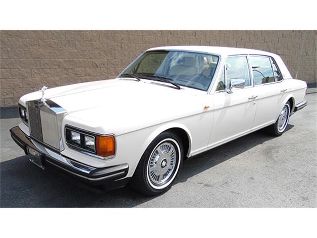 1991 Rolls-Royce Silver Spur II Saloon | 894181