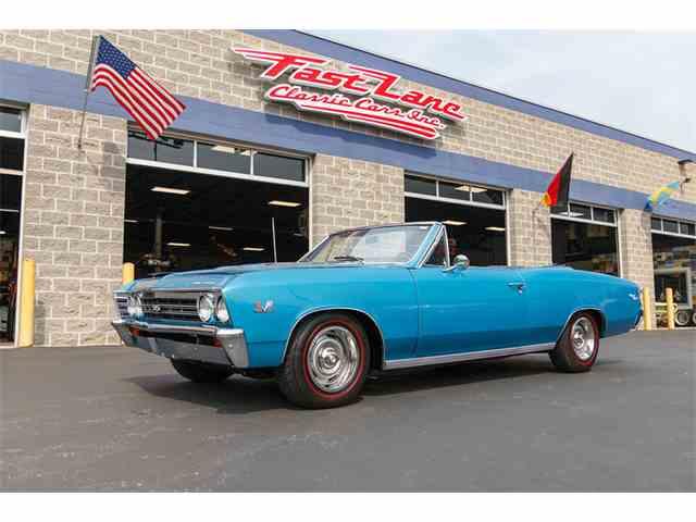 1967 Chevrolet Chevelle | 894189