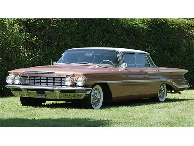 1960 Oldsmobile 98 Holiday Sport Sedan | 894194