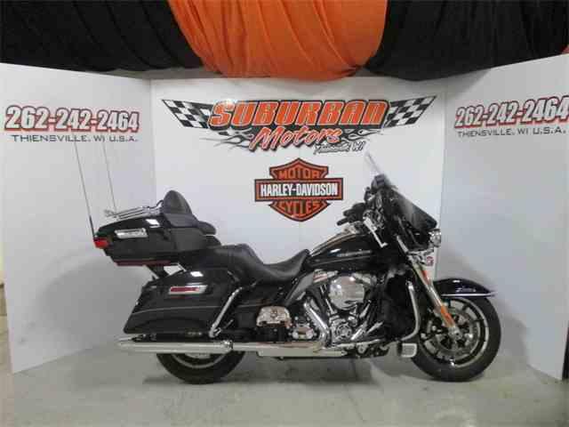 2015 Harley-Davidson® FLHTK - Ultra Limited | 894202
