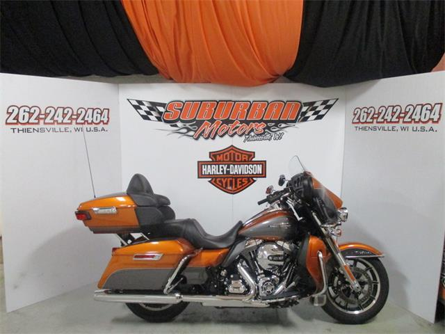 2015 Harley-Davidson® FLHTCUL - Electra Glide® Ultra Classic® Low | 894203
