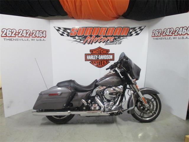 2015 Harley-Davidson® FLHXS - Street Glide® Special | 894204