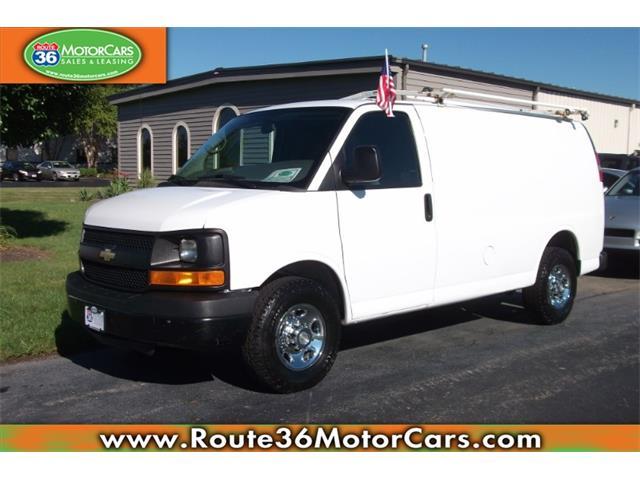 2012 Chevrolet Express | 894209