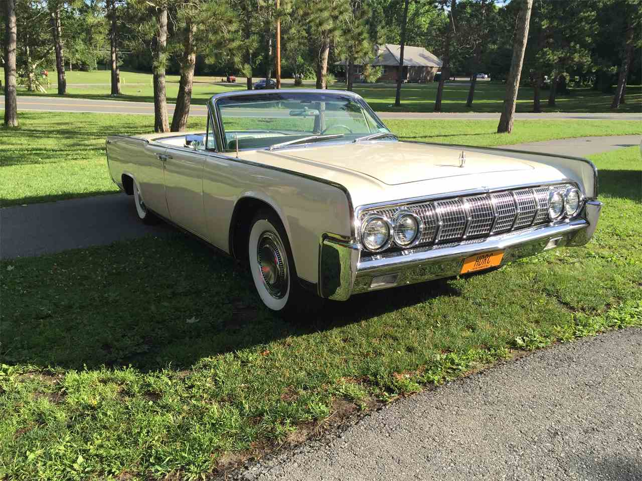1964 lincoln continental for sale cc 890423. Black Bedroom Furniture Sets. Home Design Ideas
