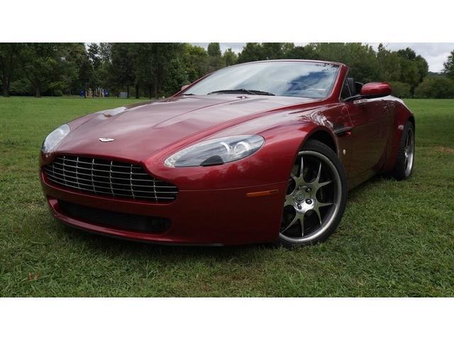 2008 Aston Martin Vantage | 894243