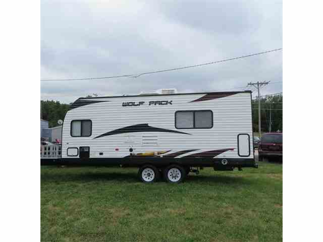 2013 Forest River WOLF PACK TOY HAULER | 894253