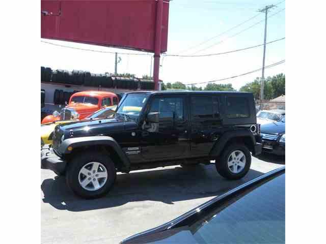 2010 Jeep Wrangler | 894254