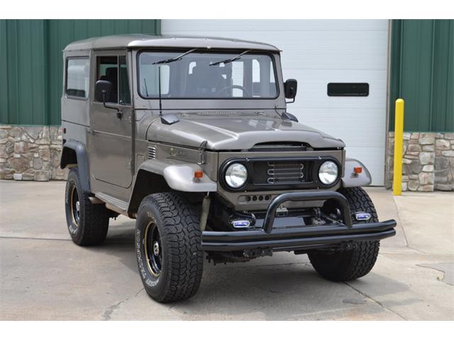 1967 Toyota Land Cruiser FJ | 894259