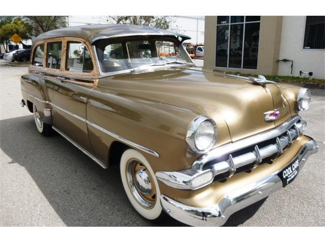 1954 Chevrolet Avalanche | 894261