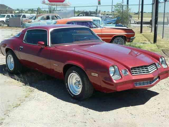 1979 Chevrolet Camaro | 894262