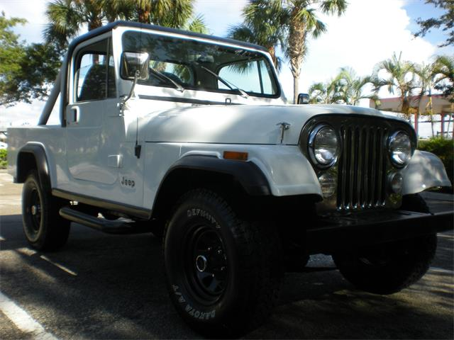 1981 Jeep CJ8 Scrambler | 894263