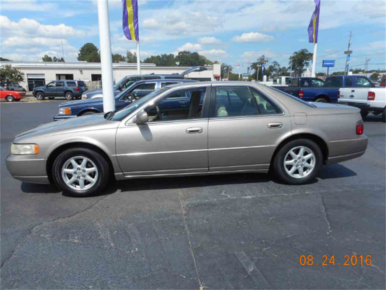 Large Picture of '01 Seville - J60O