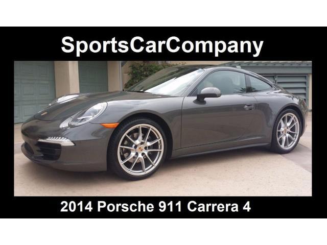 2014 Porsche 911 | 894277