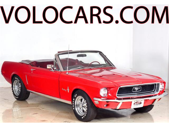 1968 Ford Mustang | 894287