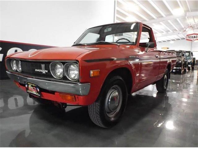 1975 Datsun 620 | 890429