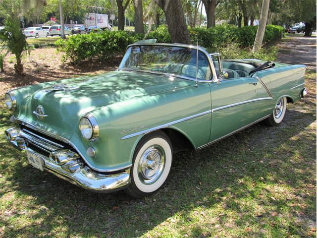 1954 Oldsmobile Starfire 98  | 894292