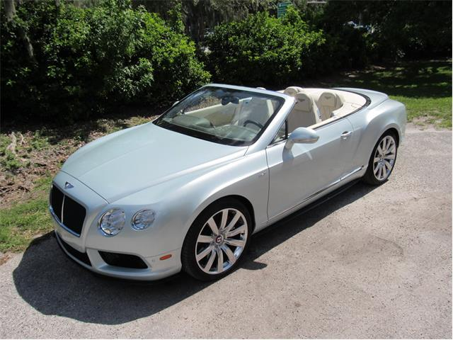 2014 Bentley Continental GTC | 894295