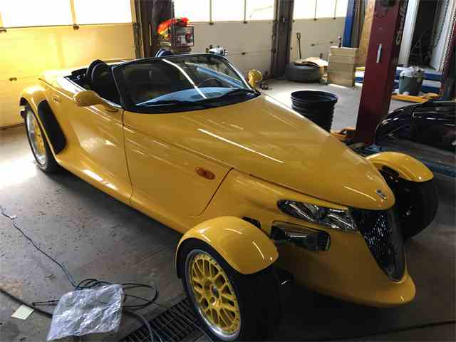 2002 Plymouth Prowler | 894300