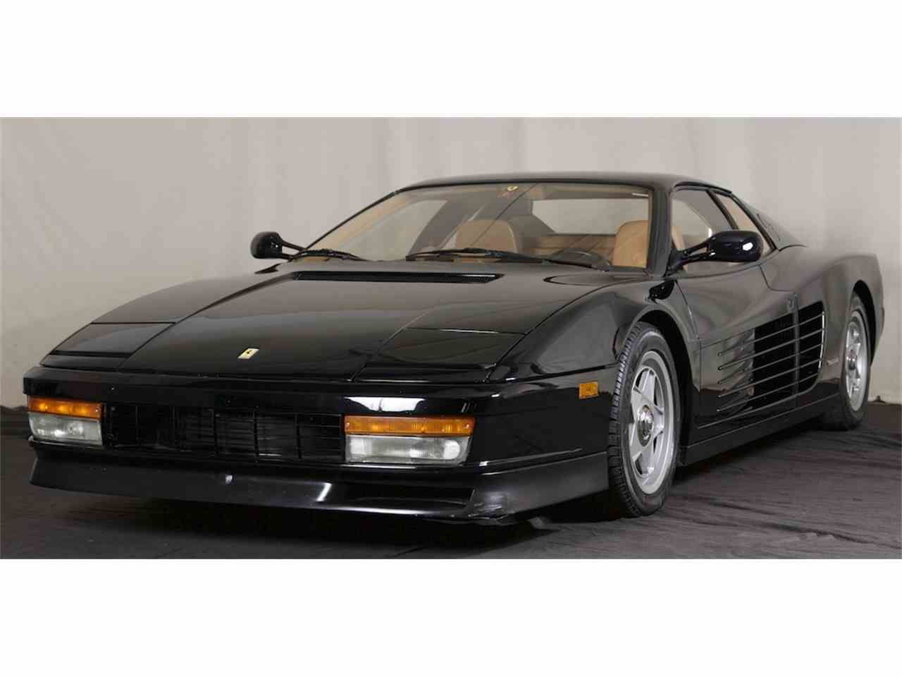 Large Picture of '88 Testarossa - J61W