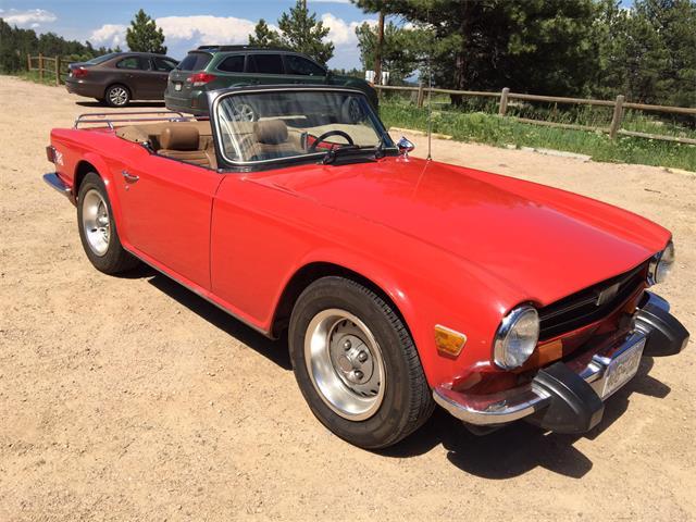 1974 Triumph TR6 | 894311