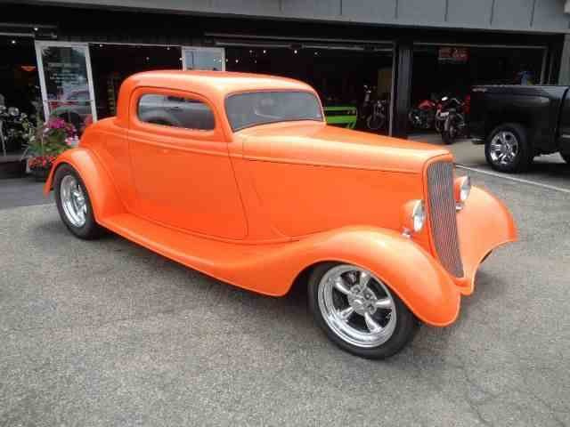 1933 Ford Model A | 894320