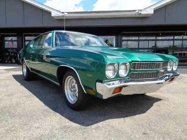 1970 Chevrolet Chevelle Malibu | 894322