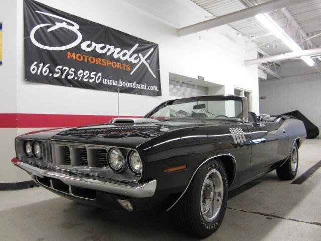 1971 Plymouth Barracuda | 894324